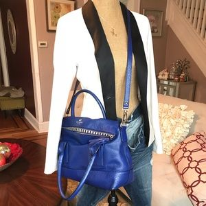 Royal Blue Kate Spade bag